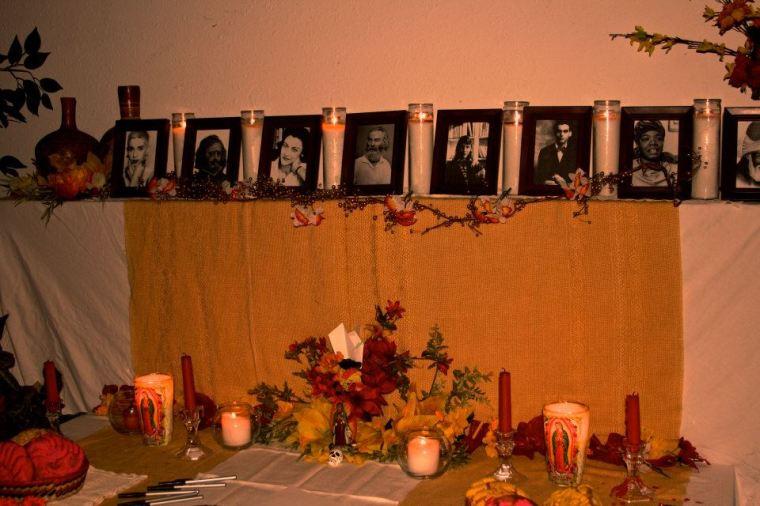 Poets' Altar