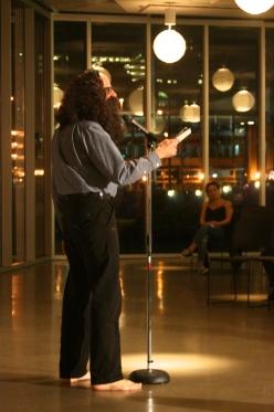 Darin Podulke-Smith as Allen Ginsberg.