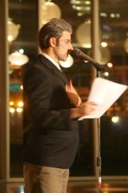 Jeff Jurewicz as Octavio Paz.