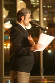 Jeff Jurewicz as Octavio Paz.
