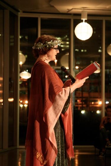 Laurel Podulke-Smith as Sappho