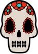 Angela McHugh Skull